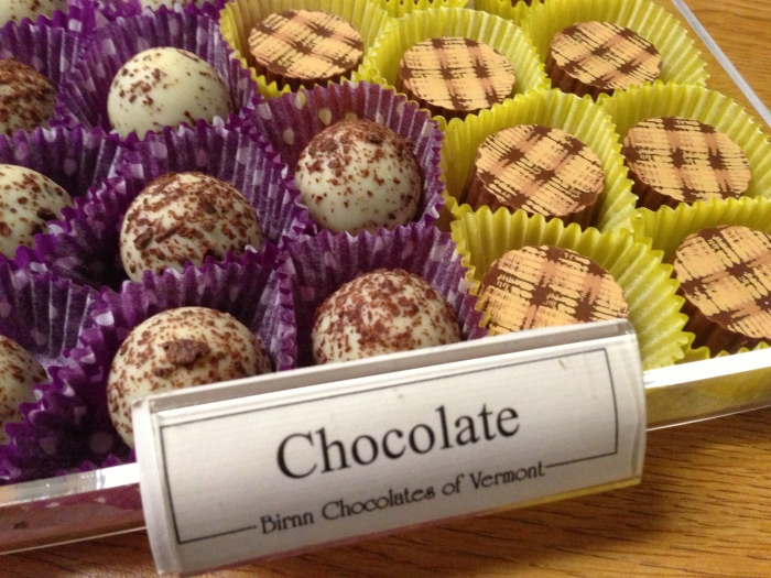 Birnn truffles are a true delicacy: chocolate morsels filled with rich, creamy fillings like amaretto, champagne, and of course, chocolate.