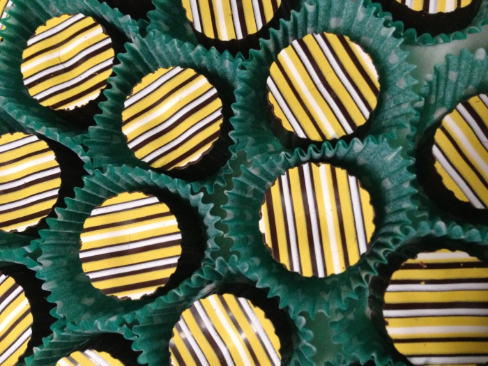 A little sour and a lot sweet, Birnn creates the perfect mix in these lemon truffles.