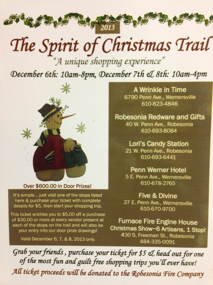 Spirit of Christmas Trail