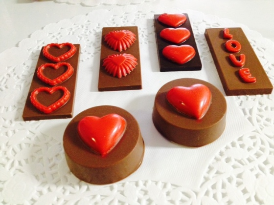 Valentine Cookies and Bars