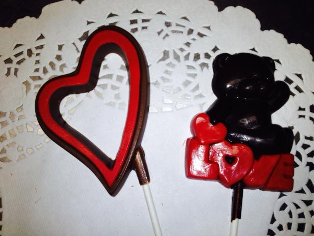 Valentine Lollipops 2