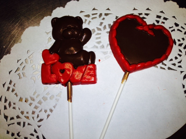 Valentine Lollipops 3